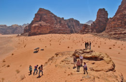 tours from Israel to Jordan