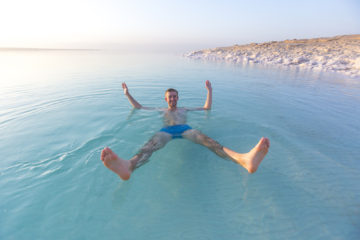 Dead Sea Jordan 7 day tour