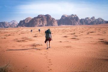 Hiking Jordan Tour