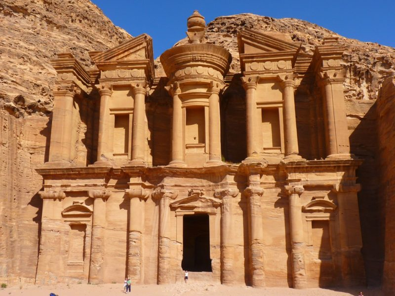 Petra day tour from eilat